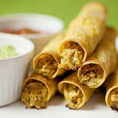 These baked chicken taquitos were the most popular post of the year on my blog. What else made the list?