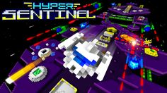 Andrew Hewson presents HYPER SENTINEL - an intense retro gaming inspired shoot 'em up delivering classic arcade action. Demo available!