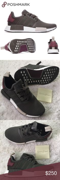 best service 2ad41 f839d New Adidas NMD R1 Utility Grey New Women Adidas NMD. Featherweight sneakers  with the adidas
