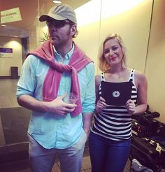 Dean Ambrose and Renee Young June 5th 2016