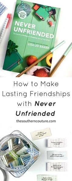 If you are afraid of stepping out again, learn now how to make lasting friendships with Never Unfriended and see your friendships flourish. Get all the details NOW and for SPECIAL pricing!