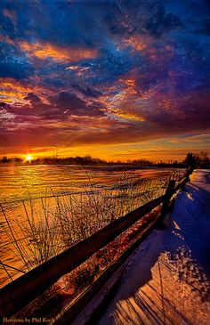 The Song Has Just Begun by Phil Koch on Flickr.