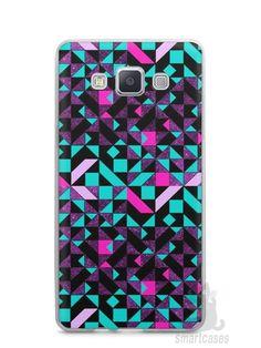 Capa Capinha Samsung A7 2015 Étnica #2 - SmartCases - Acessórios para celulares e tablets :)