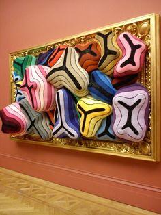 Joana Vasconcelos, 'Time Machine', Manchester Art Gallery