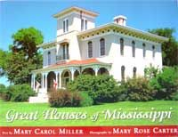 Great Houses of Mississippi, $45.00