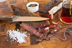 Try these 5 quick and easy biltong recipes and impress your friends and family for your next dinner party!