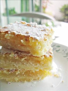 Lemon Bars from Food.com: