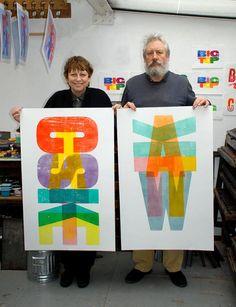 Alan Kitching / Celia Stothard