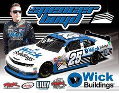 Spencer Boyd To Make NASCAR XFINITY Series  Debut At Iowa Speedway