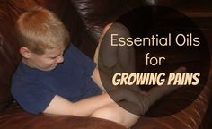 growing pains and panaway  | young living essential oils | www.crazyforcoconuts.com