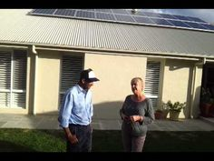A happy home owner in Goulburn - after the installation we asked if she could share her experiences with Solar Bliss. Apologies for the quality, windy aftern.