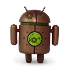 Android Toy - Copperbot