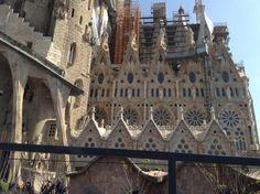 Barcelona ,Sagrada family home