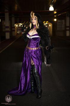Liliana Vess - Planeswalker - Temptress Necromancy - Magic the Gathering #Cosplay