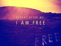 Repeat After Me I Am Free Repeat after me i am free Freedom Quotes, Repeat, Thats Not My, Movies, Movie Posters, Inspiration, Spirit, Inspire, Biblical Inspiration
