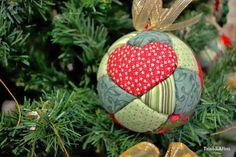 Tricô&Afins: Muitas bolas de Natal!!!