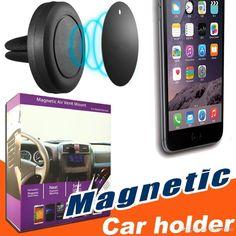 New Car Mount Air Vent Magnetic Universal Phone Holders - Magnet Technology #UnbrandedGeneric