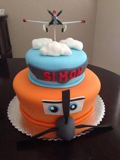 Dusty Birthday Cake Birthday Ideas, Birthday Parties, Birthday Cake, Disney Planes Birthday, Planes Party, Projects To Try, Birthdays, Desserts, Kids