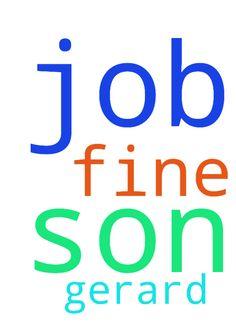 Please pray for my son Gerard to fine a job - Please pray for my son Gerard to fine a job Posted at: https://prayerrequest.com/t/DDc #pray #prayer #request #prayerrequest