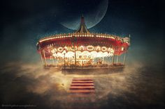 sky carousel by evenliu.deviantart.com on @DeviantArt
