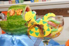 Noah's Ark, Safari, Animal Birthday Party Food