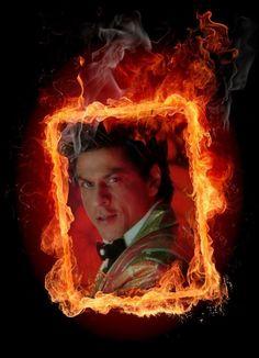 SRK fan art Om Shanti Om
