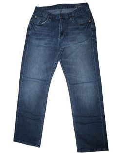 Men Tommy Bahama Straight Leg Standard Medium Wash Jeans Size 33/32 #TommyBahama #ClassicStraightLeg