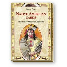 Native American Cards from Absolute Angels Here are the energies gods and spirits which the shamans of the Native American people evoke using simple but powerful rites Harmony with nature and £17.99