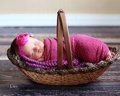 Leighton Heritage Newborn Stretch Wraps IN by LeightonHeritage