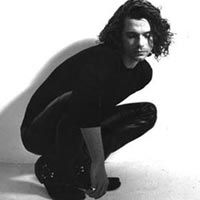 Michael Hutchence... Damn, 1997.  Such a stage presence, loved seeing him live.