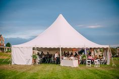 FLEXX Productions provides pole tents for weddings, events, and parties. Solid, window, or clear walls can be added to any profile. Inquire today!