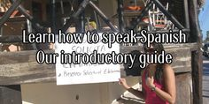 Learn how to speak Spanish fast in just 15 minutes with our free basic Spanish for beginers guide! It's easier than you think!