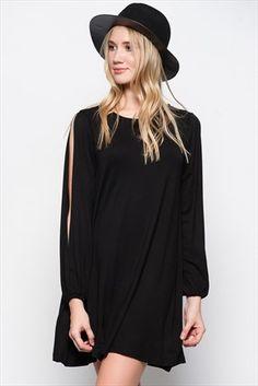 Siyah Elbise 1789 Jove | Trendyol