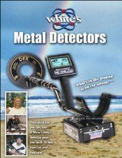 White's Electronics - Metal Detectors ... this is what geeks do at the beach!