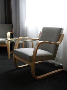 Hullaannu ja hurmaannu: Vierailulla Hotelli Helkassa