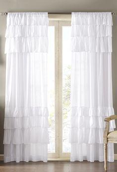 Anna Single Curtain Panel
