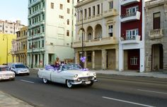 Le Malecón - La Havane