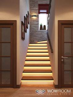 Wohnaccessoires Wohnaccessoires Modern Stairs Wohnaccessoires in 2020 Home Stairs Design, Railing Design, Home Room Design, Dream Home Design, Home Interior Design, Bungalow House Design, Modern House Design, Stairs In Living Room, House Staircase
