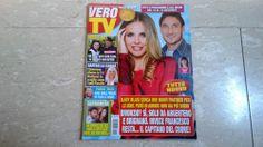 #gossip #issue #totti #blasi #parietti #raffaellacarrà VERO TV n°43/2011 TOTTI & ILARY BLASI, FABIO VOLO, ANNA SAFRONCIK ,FABIO FAZIO