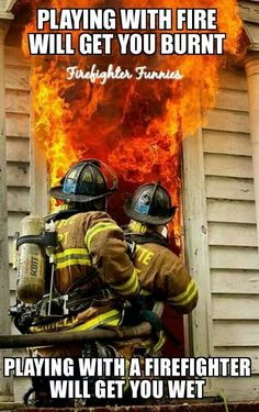 OH MY! #firefighter #humor