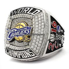 Cleveland Championship Rings Replica James Mvp Cavaliers National Basketball Jewelry For Man Fans Size 11 Pre-Sale Nba Championship Rings, World Championship, Lebron James 2003, Cleveland Cavs, Cleveland Rocks, Nba Rings, Basketball Jewelry, Kobe Lebron, Sports Figures