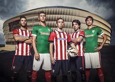 Camisetas de UEFA Champions League 2014 2015 camiseta Athletic Bilbao 2014  2015 Athletic Bilbao 2690609c64804