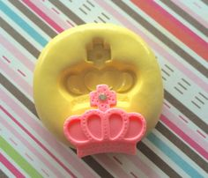 Princess CROWN Silicone MOLD - Crown Mold, Resin Mold, Cake Decoration, Cabochon, Craft, Scrapbook, Clay, Soap, Chocolate Mold, Charms