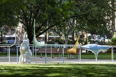 madison square park ny art - Google Search