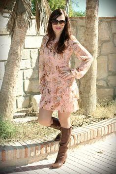 Vestido Ranchera