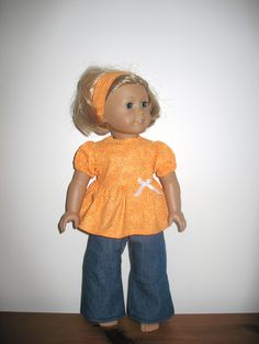 18 Inch Doll Clothes for American Girl by roseysdolltreasures, $13.99