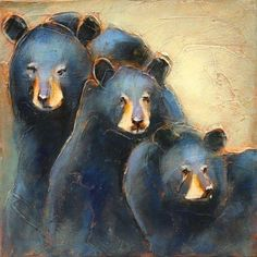 The Three Little Bears by Linda Wilder