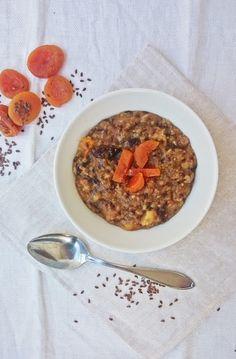 Pajalan puuro - Ruokakonttuuri Oatmeal, Deserts, Baking, Breakfast, Sweet, Blog, The Oatmeal, Morning Coffee, Candy