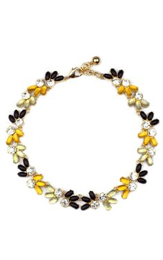 Lightray collar necklace by Lulu Frost