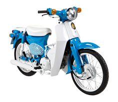 colette x Super Motor Scooter
